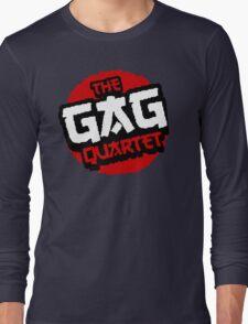 8-Bit GAG Quartet Logo Long Sleeve T-Shirt