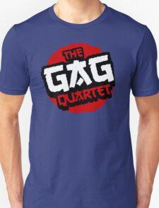 8-Bit GAG Quartet Logo Unisex T-Shirt