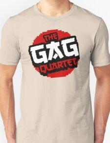 8-Bit GAG Quartet Logo T-Shirt