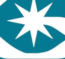 General Resource Logo Sticker