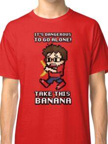 Take This Banana  Classic T-Shirt