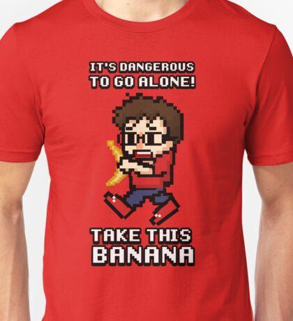 Take This Banana  Unisex T-Shirt