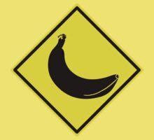 Bewere of Banana  Baby Tee