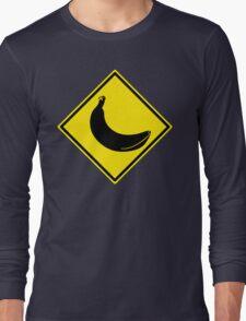 Bewere of Banana  Long Sleeve T-Shirt