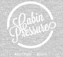 Cabin Pressure Abu Dhabi - Zurich One Piece - Long Sleeve