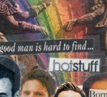 Gay Gasp! Sticker