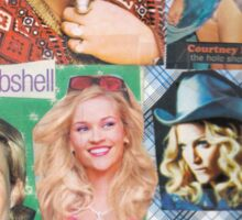 Blond(ish) Ambition Sticker