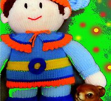 Knitted Dolls Fun 5 by Renata Lombard