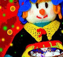Knitted Dolls Fun 6 by Renata Lombard