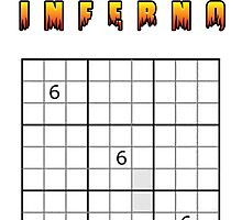 Sudoku inferno by Lemonboy