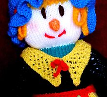 Knitted Dolls Fun 9 by Renata Lombard