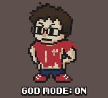 God Mode: On Kids Clothes