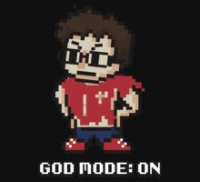 God Mode: On Kids Tee