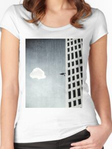 He Was Ideal Women's Fitted Scoop T-Shirt