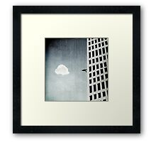 He Was Ideal Framed Print