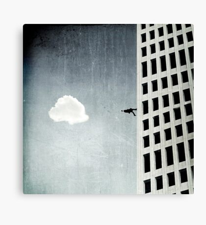 He Was Ideal Canvas Print