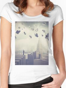 Last Symphony Women's Fitted Scoop T-Shirt