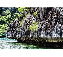 Natural Paradise in Philippines. Photographic Print