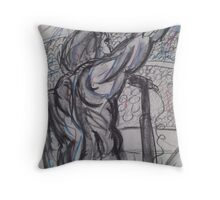 Olympic Victory Throw Pillow