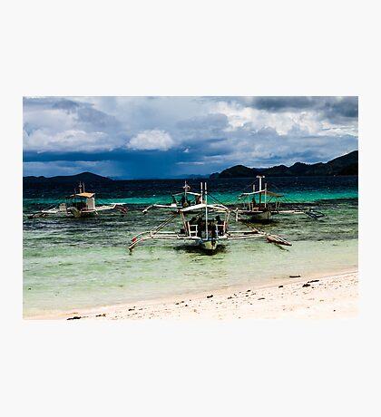 Malcapuya island Photographic Print