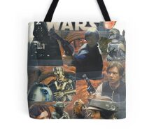 Star Wars Homage Collage #2 Tote Bag