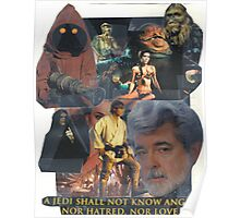 Star Wars Collage Poster