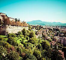 Bergamo by Mariusz Prusaczyk