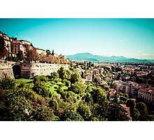 Bergamo Photographic Print