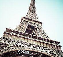 The Eiffel tower  by Mariusz Prusaczyk