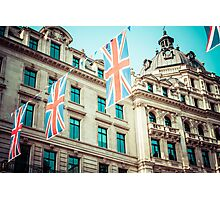 Regent Street in London Photographic Print