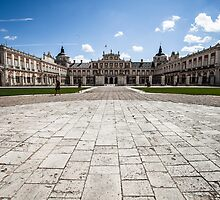 The Royal Palace of Aranjuez. Spain by Mariusz Prusaczyk