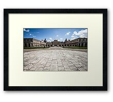 The Royal Palace of Aranjuez. Spain Framed Print