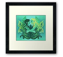 Take me to the Forest Framed Print