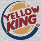 Yellow King Logo 2 by Prophecyrob