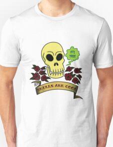 Skulls Are Cool T-Shirt