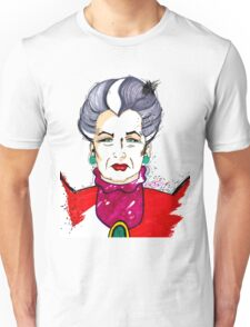 Lady Tremaine the wicked Step-mother Unisex T-Shirt