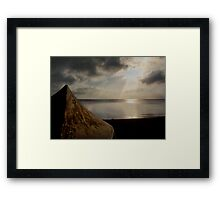 Tranquil Surreal Framed Print
