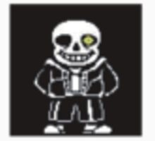 Undertale - Sans [small] Kids Tee