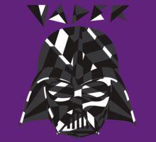 Dazzle Camo Vader by purvart