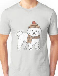 Bichon Freezing! Unisex T-Shirt