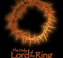 LOTR Crown of Thorns Samsung Case by mikedm