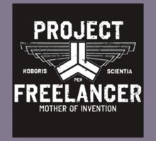 Red vs Blue Project Freelancer Kids Clothes