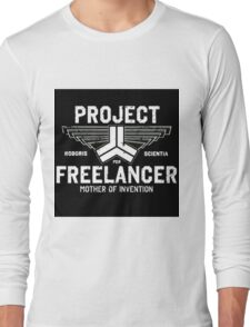 Red vs Blue Project Freelancer Long Sleeve T-Shirt