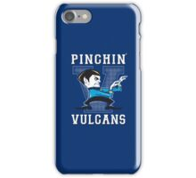 Pinching Vulcans iPhone Case/Skin