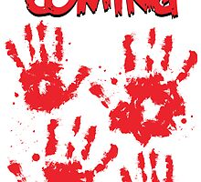The Zombies Are Coming by robelby