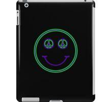 Peace Smiley iPad Case/Skin