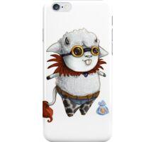 GoggleSheep - Bubba Ruff iPhone Case/Skin