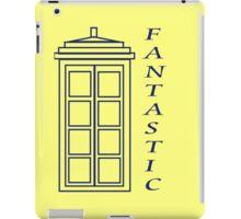 Fantastic! - Doctor Who iPad Case/Skin