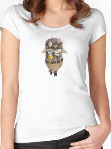 GoggleSheep - Gummi  Women's Fitted Scoop T-Shirt