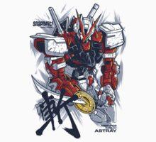 Astray Gundam by Snapnfit